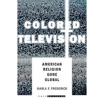 Farbige TV - amerikanischen Religion vergangener Marla F. Frederi Global