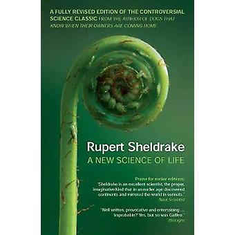 A New Science of Life (3rd) by Rupert Sheldrake - 9781848310421 Book