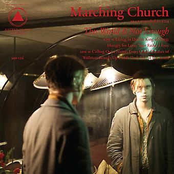 Marching Church - This World Is Not Enough [Vinyl] USA import