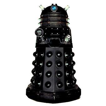 Dalek (Black) (Doctor Who) - Lifesize Cardboard Cutout / Standee
