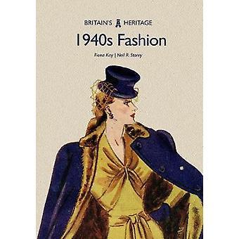 أزياء الأربعينات فيونا كاي-كتاب 9781445679150
