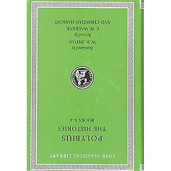 Polybius, historia, volym II: böcker 3-4