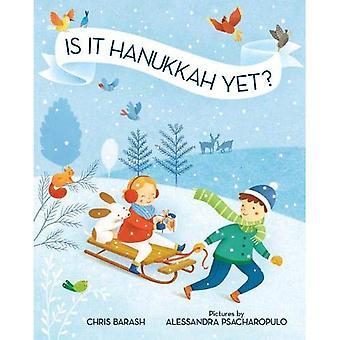 Is It Hanukkah Yet? (Step Into Reading)