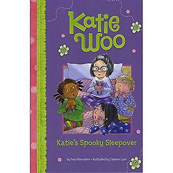 Katies uhyggelige Sleepover (Katie Woo (kvalitet))