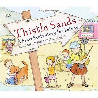 Thistle Sands (Picture Kelpies)
