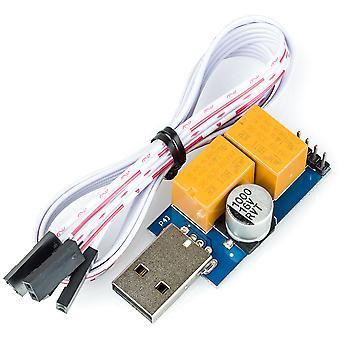 USB Watchdog Timer Card V3.3.3 Bluescreen detector Timed Reset Reboot A363PC