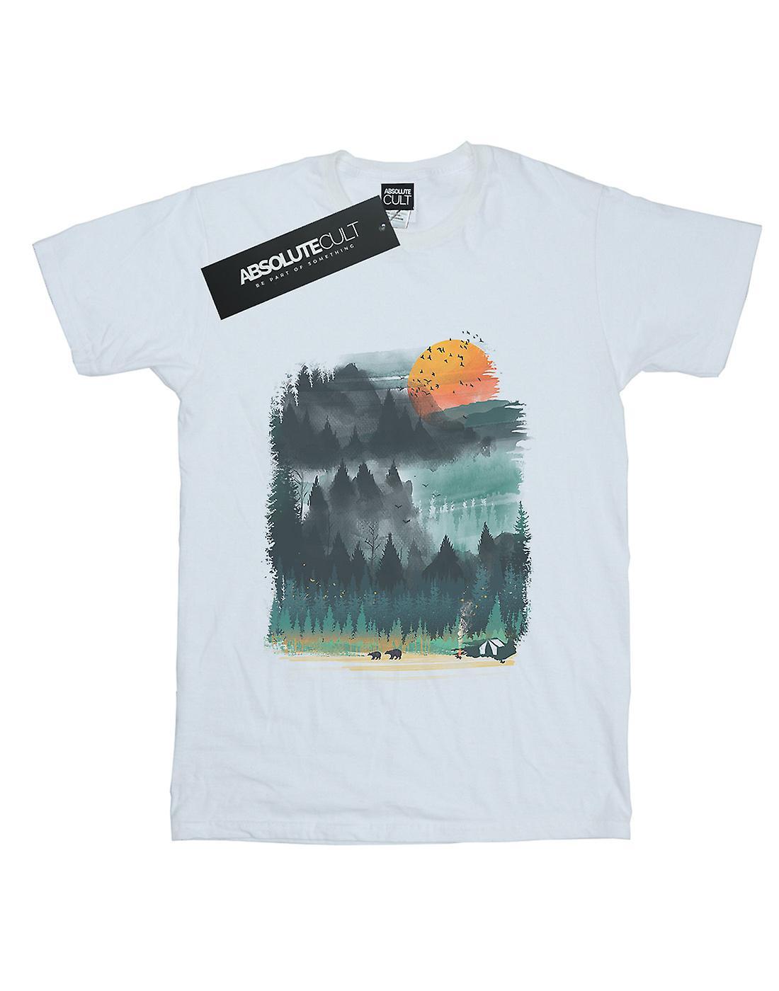 Dan Dingeroz Women's National Parks Boyfriend Fit T-Shirt