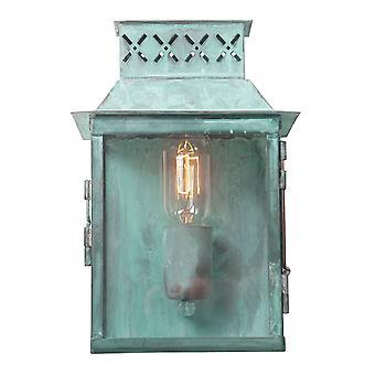 Lambeth Palace veggen Lantern Verdi - Elstead belysning