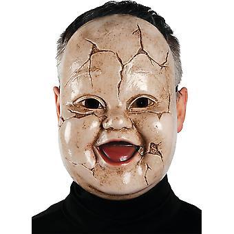 Vintage Baby Doll Maske
