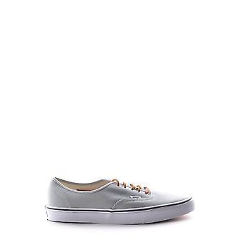 Vans Ezbc071001 Men's Green Fabric Sneakers