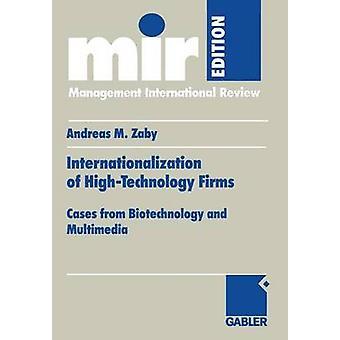 バイオテクノロジーやマルチメディアによる、Zaby & アンドレアス m. による取り揃え企業事例の国際化