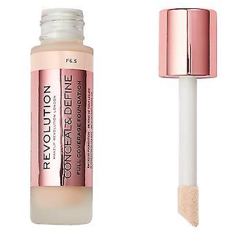 Make-up revolutie verbergen & definiëren Foundation F 6,5