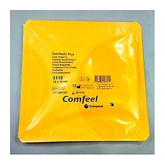 Comfeel Plus Dressing 15X15Cm 33115 10