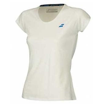Babolat Core Logo Tea Girl White 3GS18012