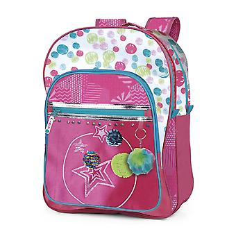 Children's school backpack for the Skpat brand Lisbon collection 130401