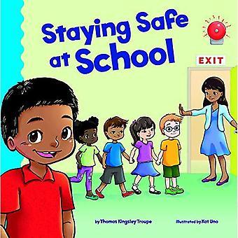 Bleiben sicher in der Schule (Schulordnung)