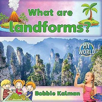 What Are Landforms? by Bobbie Kalman - 9780778795988 Book