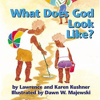 What Does God Look Like? by Lawrence Kushner - Karen Kushner - Dawn M