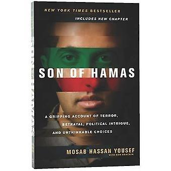 Zoon van Hamas - een aangrijpend verslag van terreur - verraad - politieke Int