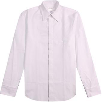 Maison Margiela Classic Button Down Shirt White