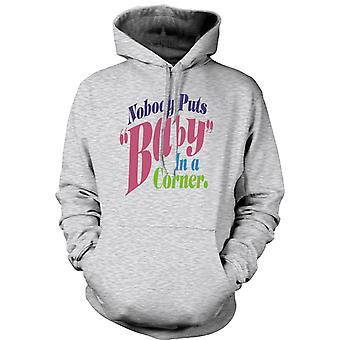 Womens Hoodie - Dirty Dancing - Baby In Corner - Funny