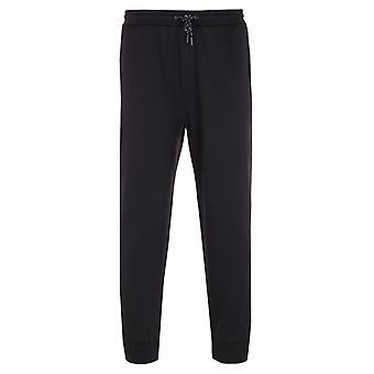 Armani Exchange Black Sweatpants