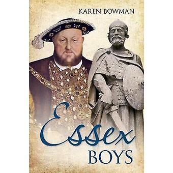 Essex Boys von Karen Bowman - 9781445608532 Buch