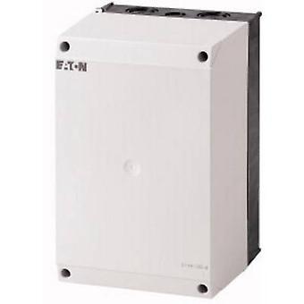 Eaton CI-K4-160-M Enclosure for mounting plate (L x W x H) 160 x 160 x 240 mm Grey-white (RAL 7035), Black (RAL 9005) 1 pc(s)