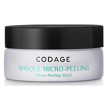 Máscara de micropeeling