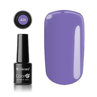Gel Polonais-Color IT-420 8g gel UV/LED