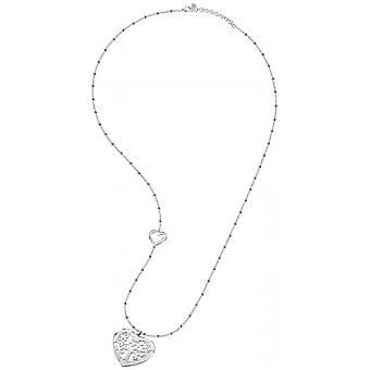 Morellato Women Stainless Steel Pendant Necklace SAQE32