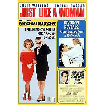 Just Like A Woman (Double Sided) Original Cinema Poster