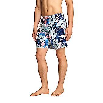 Zoggs heren ' s zwem shorts meerkleurig chloorbestendig en 2 zijzakken
