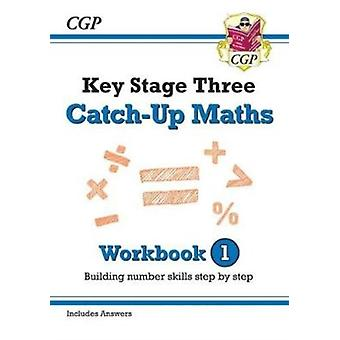 New KS3 Maths CatchUp Workbook 1 with Answers