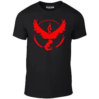 T-shirt de bravoure de l'équipe Hommes