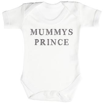 Mummy's Prince Baby Bodysuit / Babygrow