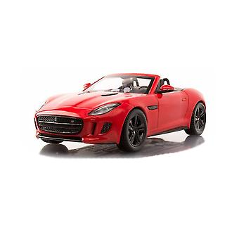 Jaguar F Type V8 S Convertible Diecast Model Car