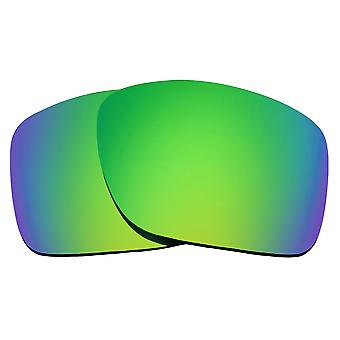 Søk erstatning linser kompatible for Oakley TURBIN Green Mirror