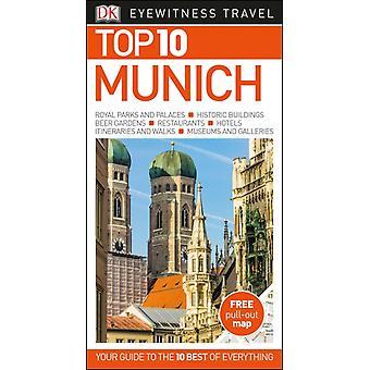 DK Eyewitness Top 10 Munich por DK Eyewitness