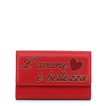 Dolce&gabbana women's clutch bag, red 2848