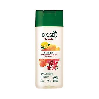 Żel pod prysznic Biosei Citrus Lida (600 ml)