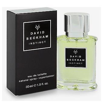 David Beckham Instinct Eau De Toilette Spray By David Beckham   420573 30 ml