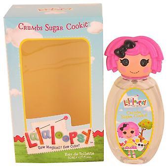 Lalaloopsy eau de toilette spray (crumbs sugar cookie) by marmol & son 536484 50 ml