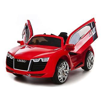 Kids Electric Car QLS8188 Controle Remoto, Wing Doors MP3, Slow Start, Light