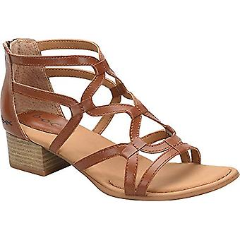 Sandales B.O.C Womens Pecan Open Toe Casual Ankle Strap