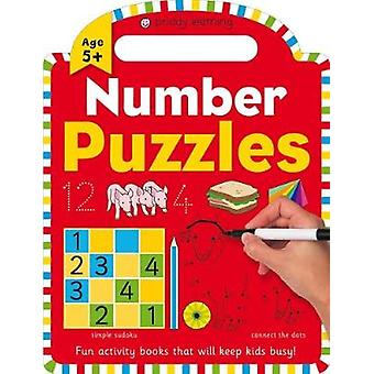 Number Puzzles by Priddy & Roger
