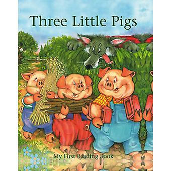 Three Little Pigs by Janet Brown