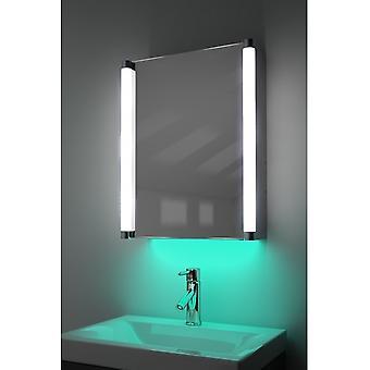 Demist kabinett med LED Under belysning, Sensor & interne barbermaskinen k315