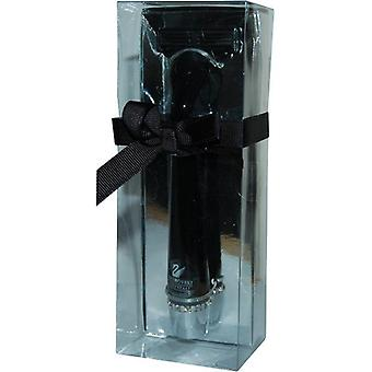 Crystal Crush by Danielle Crystal Razor Handle Black (No Cartridges)