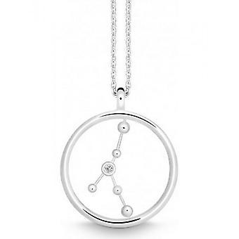 QUINN - Halskette - Damen - Silber 925 - Wess. (H) / piqué - 0274239